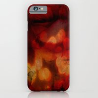 iPhone & iPod Case featuring She Creates Herself by The Haus of Chaos: Alli Woods Frederick