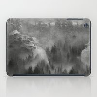 Black and White - Wish You Were Here (Chapter I) iPad Case