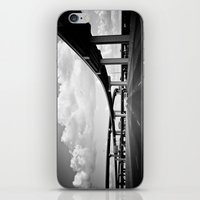 You Only Noticed Me Once I Was Already Gone iPhone & iPod Skin