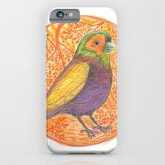 Bird in a Thicket iPhone 6 Slim Case