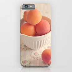 Apricots in Bowl iPhone 6 Slim Case