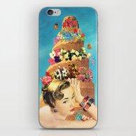 Bloomed Joyride Too iPhone & iPod Skin