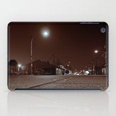 South Tacoma night iPad Case