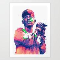 LAA Art Print