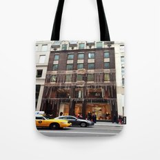 Fendi New York Tote Bag
