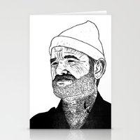 Team Zissou Stationery Cards