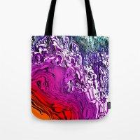 Purple Mountain Majesty Tote Bag