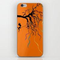 Among the Winds iPhone & iPod Skin