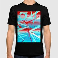 The Olympiad Mens Fitted Tee Black SMALL