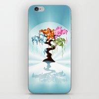 The Four Seasons Bubble … iPhone & iPod Skin