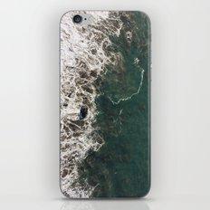 Wave Crash iPhone & iPod Skin