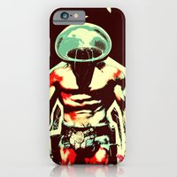 iPhone & iPod Case featuring peace and quiet by Jimi Grey