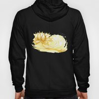 The Golden Lotus Hoody