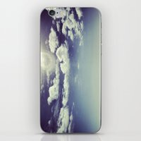 Beach and Sky iPhone & iPod Skin