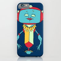 iPhone & iPod Case featuring Bot Bot by Art Official Industries