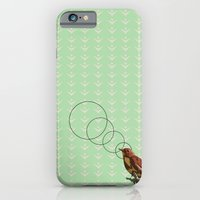 iPhone & iPod Case featuring Nightingale by Rave