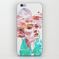 I Came To Earth To Haunt… iPhone & iPod Skin