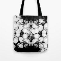 Bokeh Symmetry 3 Tote Bag