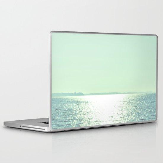 Summer Shine Laptop & iPad Skin