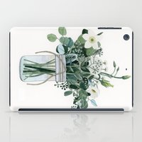 Forest Bouquet iPad Case