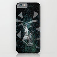 iPhone & iPod Case featuring Celestial Mystery by Lori Petersen