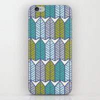 Arboretum | Leafy Greens iPhone & iPod Skin