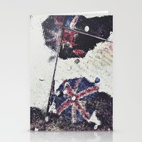 Jubilee rain  Stationery Cards