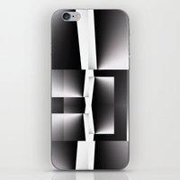 Unstable Stability iPhone & iPod Skin