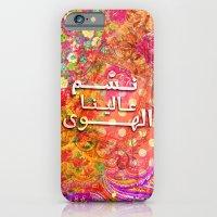 Fayrouz Nassam iPhone 6 Slim Case