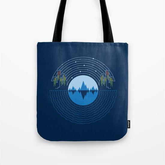 Soundscape Tote Bag
