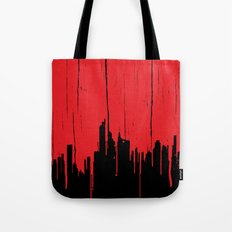 Paint it Red Tote Bag