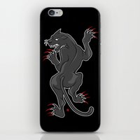 PP (Panther Power) iPhone & iPod Skin