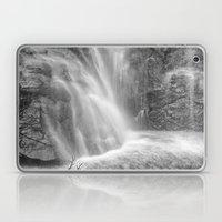 Mountains Water. Monochr… Laptop & iPad Skin