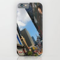 iPhone & iPod Case featuring New York City Life by Eric James Photography