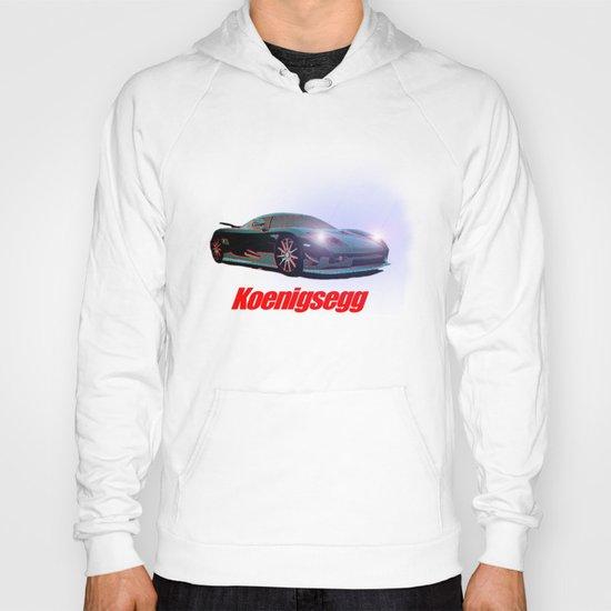 Koenigsegg Hoody