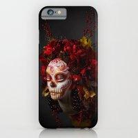 Crimson Havest Muertita iPhone 6 Slim Case