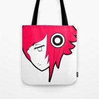 Animephones Tote Bag