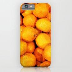 Mandarin, tangerine Slim Case iPhone 6s