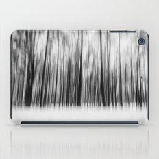 Trees | Black and White iPad Case