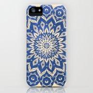 ókshirahm Sky Mandala iPhone (5, 5s) Slim Case