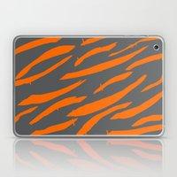 O&G Zebra Print Laptop & iPad Skin