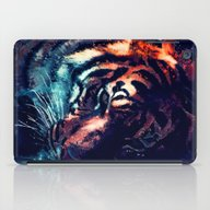 Tiger 2 iPad Case