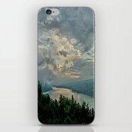 After The Storm _ Keuka … iPhone & iPod Skin