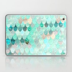 SUMMER MERMAID Laptop & iPad Skin