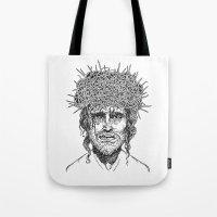 Crown of Thorns Tote Bag