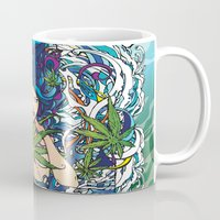 GANJA GIRL Mug