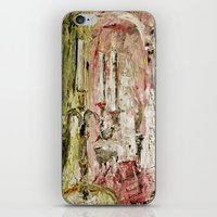Le Bougeoir (la Touche F… iPhone & iPod Skin