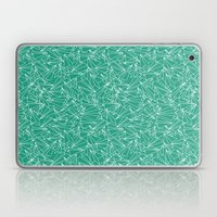 Schoolyard Aviation Gree… Laptop & iPad Skin