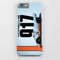 Porsche 917-022 iPhone 6 Slim Case