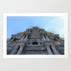 City Hall Wonder (Philad… Art Print